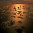 AIR, FIRE, LAND & WATER - Up in the Clouds by AnnDixon