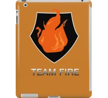 Team Fire iPad Case/Skin