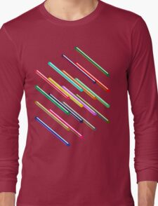 Isometric composition 1 Long Sleeve T-Shirt