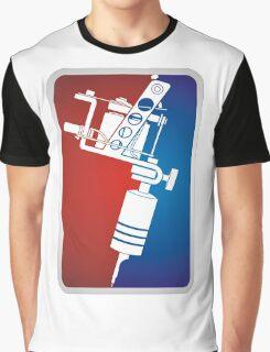 Tattoo Machine Graphic T-Shirt