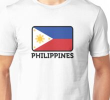 National Flag of the Philippines Unisex T-Shirt