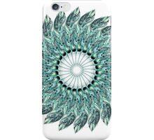 Tribal Feather Mandala Two  iPhone Case/Skin