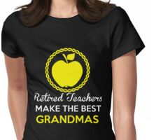Grandmas Womens Fitted T-Shirt