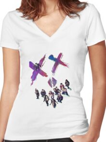 Task force X Women's Fitted V-Neck T-Shirt