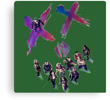 Task force X Canvas Print
