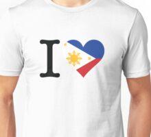 I love the Philippines Unisex T-Shirt