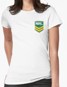 NRL Logo Womens Fitted T-Shirt