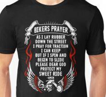 Bikers Prayer Unisex T-Shirt