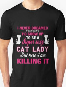 LTD SEXY CAT LADY T-Shirt