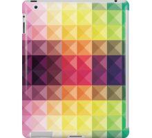 creative triangular pattern iPad Case/Skin