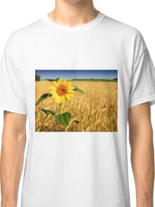 Sun Flower Classic T-Shirt