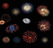 Fire works by chantelle bezant