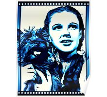 Judy Garland Wizard of Oz Dorothy Poster