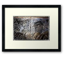 A Civil War Framed Print