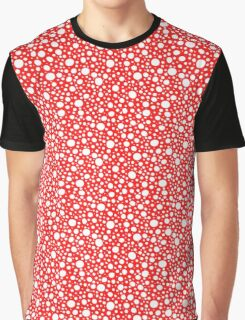 pattern with circle motive Graphic T-Shirt