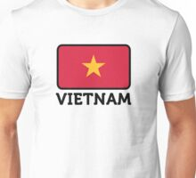 National Flag of Vietnam Unisex T-Shirt