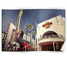 Hard Rock Cafe Poster