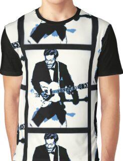 Chuck Berry Rock n Roll Graphic T-Shirt