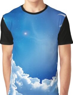 Free Space Graphic T-Shirt