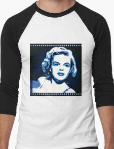 Judy Garland Men's Baseball ¾ T-Shirt