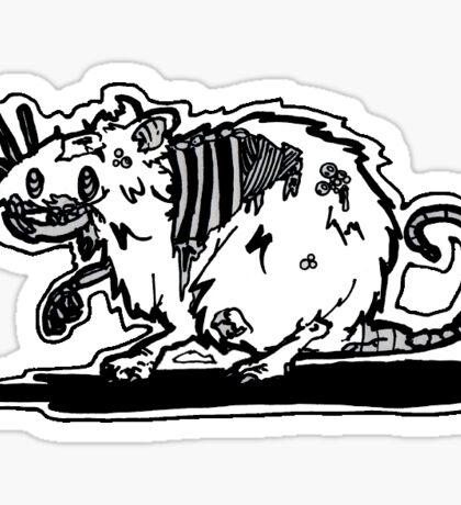 Plague Rat Sticker