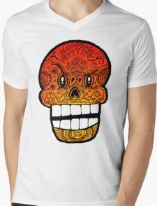 Papyrus Sugar Skull Undertale #2 Mens V-Neck T-Shirt