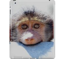Backlit Bob iPad Case/Skin