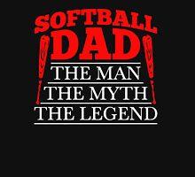 Softball Dad The Man The Myth The Legend Unisex T-Shirt