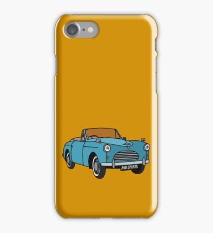 Austin A40 Sports iPhone Case/Skin