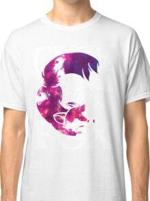 Crazy Like A Fox - Purple Galaxy Classic T-Shirt