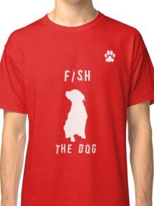 Fish The Dog (Clexa) Classic T-Shirt