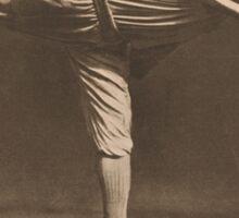 Edward Walsh Baseball Card Sticker