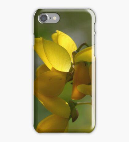 Somewhere's Always a Glimmer of Sunshine iPhone Case/Skin