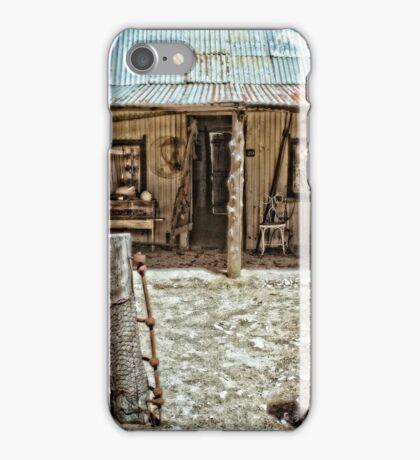 O'RIELLY'S SHACK iPhone Case/Skin
