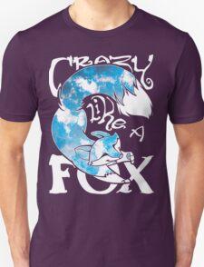 Crazy Like A Fox - Blue Rapids T-Shirt