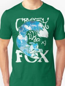 Crazy Like A Fox - Blue Rapids T-Shirt