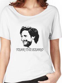 Joe Allen - Fear the Beard - Stoke City Women's Relaxed Fit T-Shirt