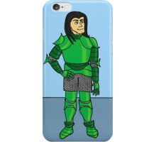 Handsome Renly iPhone Case/Skin