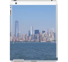 Manhattan iPad Case/Skin