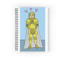 Jaime in Love Spiral Notebook