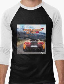 McLaren 570S Men's Baseball ¾ T-Shirt