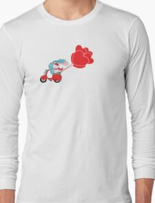 Happy Valentine's Day! Long Sleeve T-Shirt
