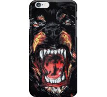 GIVENCHY ROTTWEILER iPhone Case/Skin