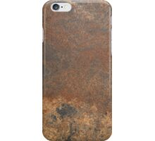 Stone rock grunge texture iPhone Case/Skin