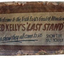 Ned Kelly's Last Stand by Dawn1951