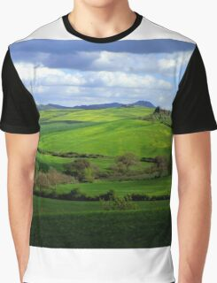Val d'Orcia  Graphic T-Shirt