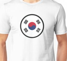 Marked by South Korea Unisex T-Shirt