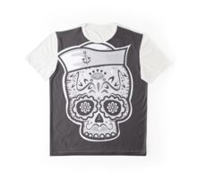 Marinero muerto sugar skull Graphic T-Shirt