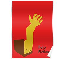 Pulp Fiction Soul Case Poster