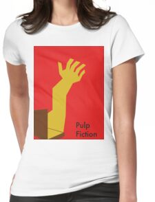 Pulp Fiction Soul Case Womens Fitted T-Shirt